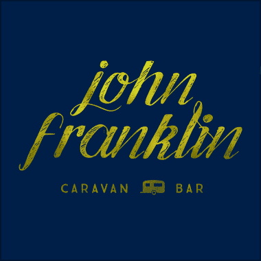 Logo John Franklin Caravan Bar
