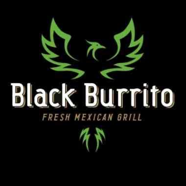 Logo Logo Black Burrito - Fresh Mexican Grill