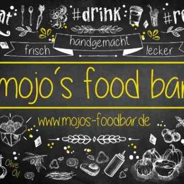 Logo Foodtruck mojo´s food bar