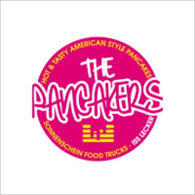 Logo Foodtruck The Pancakers