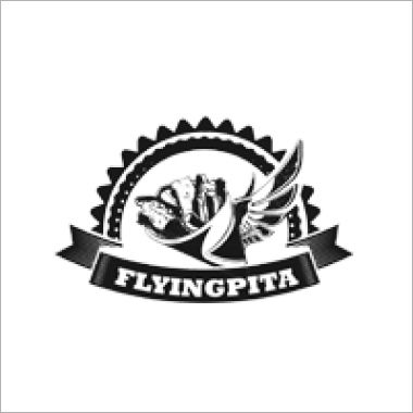Logo Foodtruck Flying Pita