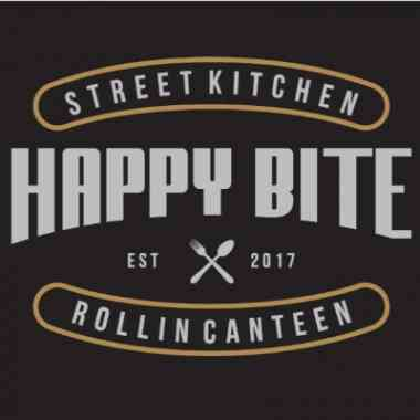 Logo Foodtruck Happy Bite