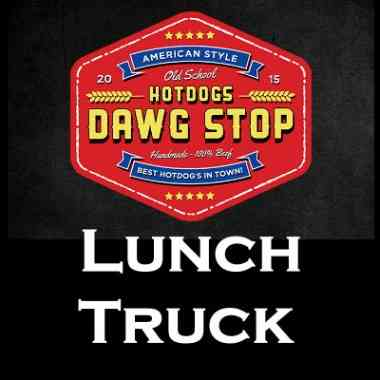 Logo Foodtruck Dawg Stop