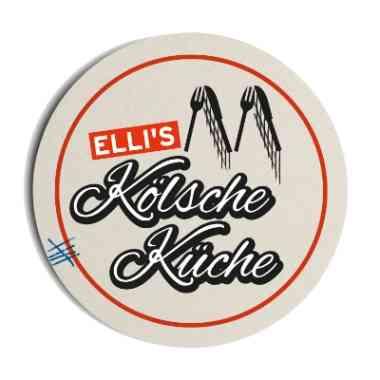 Logo Foodtruck Elli´s Kölsche Küche