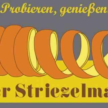 Logo Foodtruck Der Striezelmann