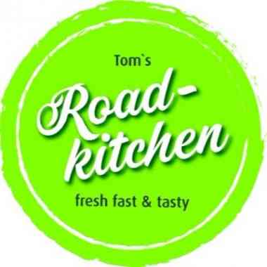 Logo Foodtruck Toms Roadkitchen