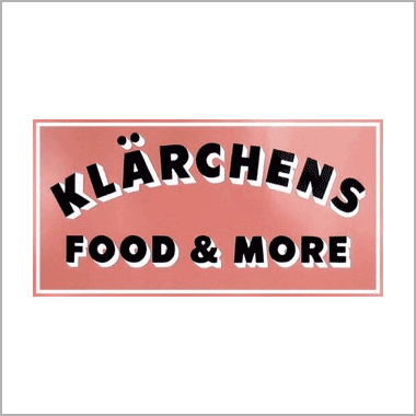 Logo KLÄRCHENS FOOD&MORE