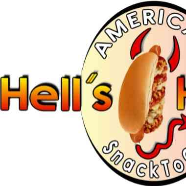 Logo Foodtruck Hells Hot-Dog