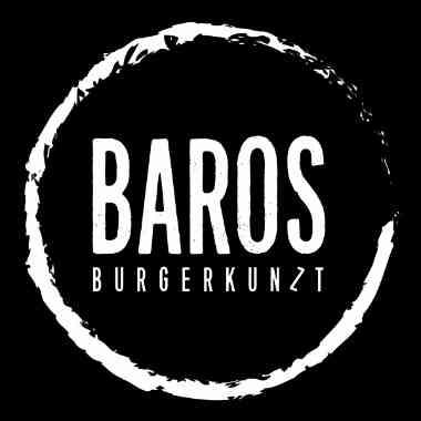 Logo BAROS Burgerkunzt
