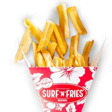 Logo Foodtruck Surfnfries