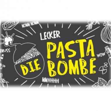 Logo Foodtruck DIE PASTABOMBE