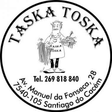 Logo Foodtruck Taska Toska