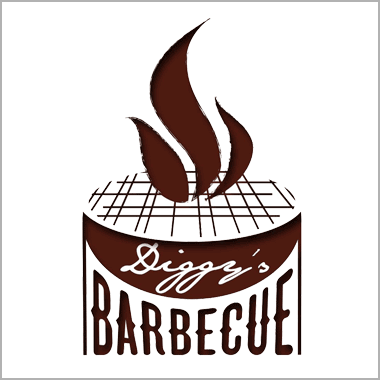 Logo Diggy's Barbecue