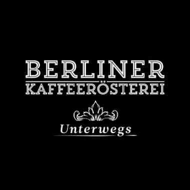 Logo Berliner Kaffeerösterei unterwegs