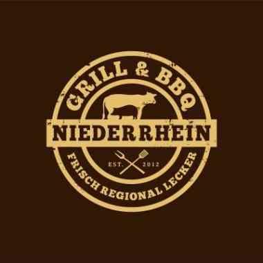 Logo Foodtruck Grill & BBQ Niederrhein
