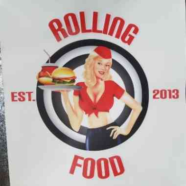 Logo Foodtruck Flo&Franky´s Rolling-Food