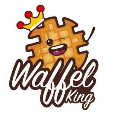 Logo Waffel-King