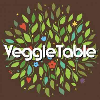 Logo Foodtruck VeggieTable