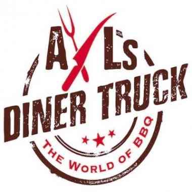 Logo Axl´s Diner Truck