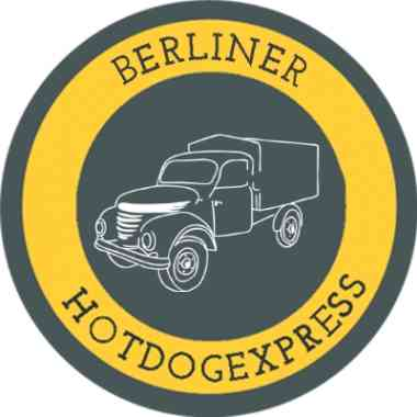 Logo Foodtruck Hotdogexpress