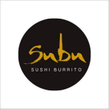 Logo Foodtruck Subu Sushi Burrito