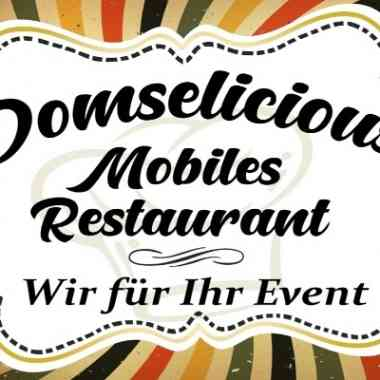 Logo Foodtruck Domselicious