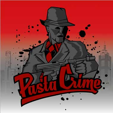 Logo Foodtruck Pasta Crime Foodtruck
