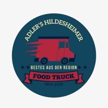 Logo Foodtruck Adlers Foodtruck