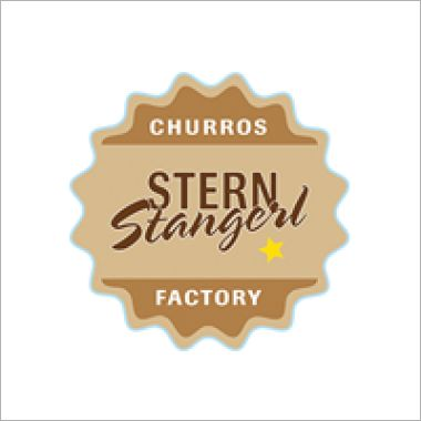 Logo Foodtruck Sternstangerl Churros Factory