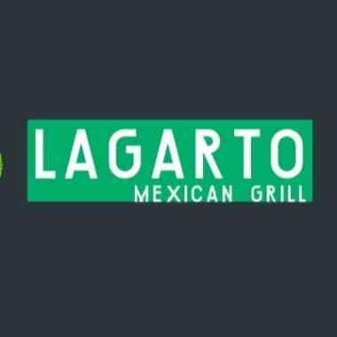 Logo Lagarto Mexican Grill