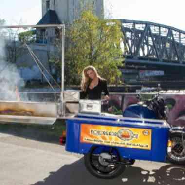 Logo Foodtruck Motorradrost