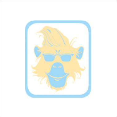 Logo Foodtruck Golden Monkeys - Street Food