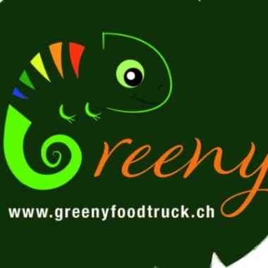 Logo Greeny Foodtruck
