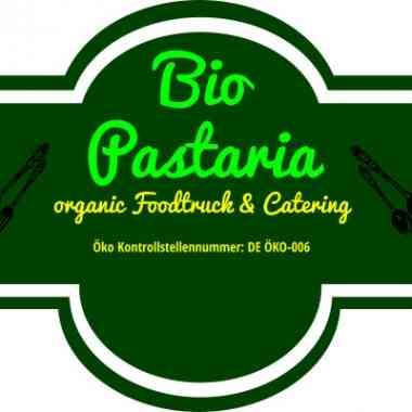 Logo Foodtruck Bio Pastaria