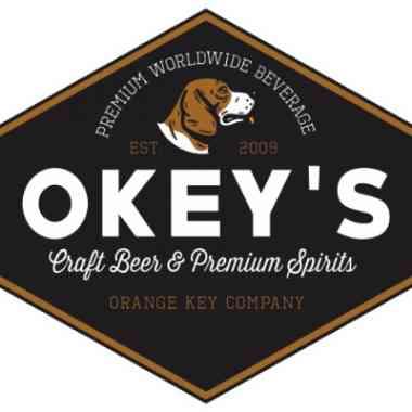 Logo OKEY´s Craft Beer & Premium Spirits