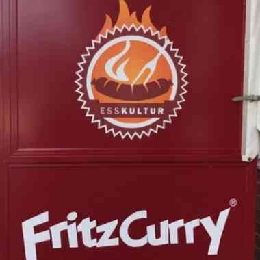 Logo Foodtruck FritzCurry