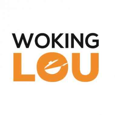 Logo Foodtruck Woking Lou