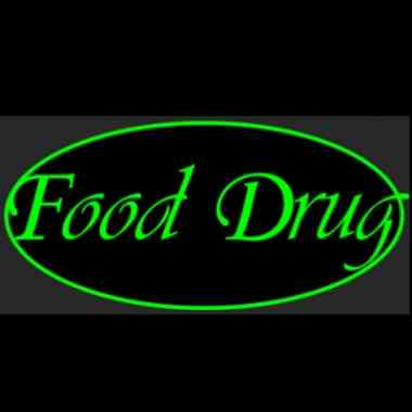 Logo Foodtruck Food Drug
