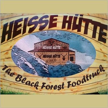 Logo Foodtruck Heisse Hütte