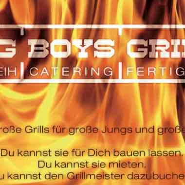 Logo BIG Boys Grill