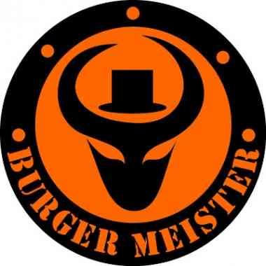 Logo Foodtruck Burgermeister