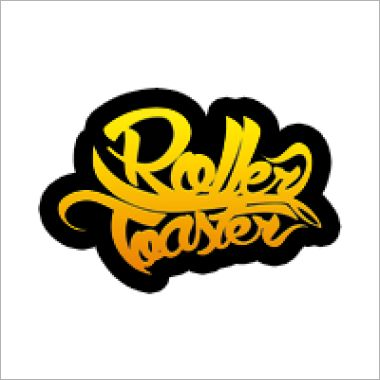 Logo Roller Toaster Foodtruck