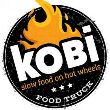 Logo Foodtruck KOBI Foodtruck