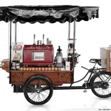 Logo Foodtruck Coffee-Bike Wuppertal