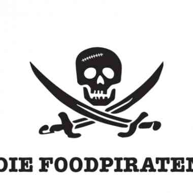 Logo Foodtruck Die Foodpiraten