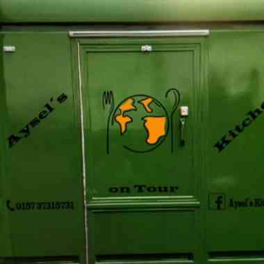 Logo Foodtruck Aysel´s Kitchen