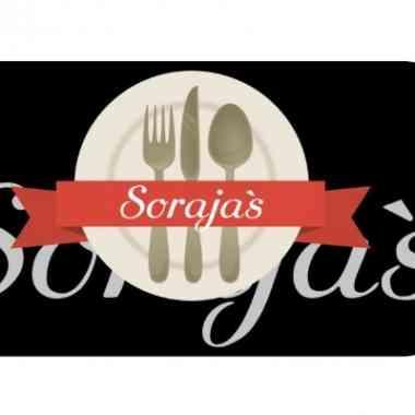 Logo Foodtruck Soraja´s   küche auf rädern