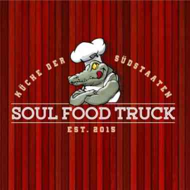 Logo Foodtruck Soul Food Truck