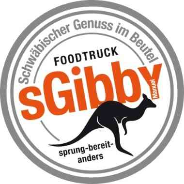 Logo Foodtruck FOODTRUCK sGibby