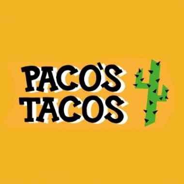 Logo Paco's Tacos
